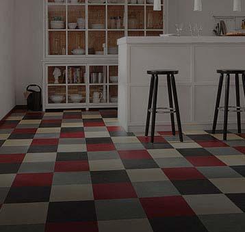 Art Floor. Printed PVC Flooring