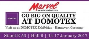 Marvel Vinyls Domotex